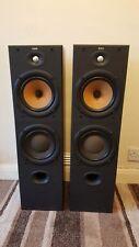 BOWERS & WILKINS B&W DM 603 S2 Floor Standing Speakers.