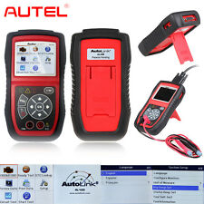 Original Autel AutoLink AL439 OBDII/CAN And Electrical Test Tool Code Reader