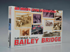 WESPE 1:48 BAILEY BRIDGE military WW2 PLASTIC KIT bridge kit 48130 PROMO!