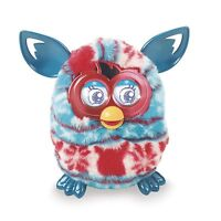 Furby Boom Plush Toy Holiday Sweater Electronic Talking Pet Ages 6+ Boys Girls
