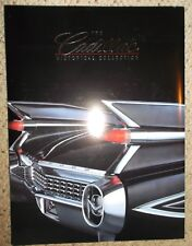 Cadillac Historical Collection Press Kit Portfolio Very Nice Shape! Really COOL!