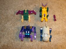 ABOMINUS TERRORCON LOT WITH WEAPON  G1 VINTAGE ORIGINAL TRANSFORMER