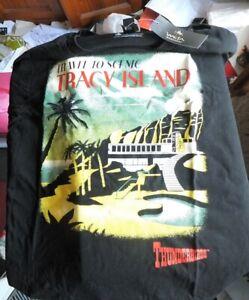 Thunderbirds  Tracy Island T-shirt 3XL WETA New with tags