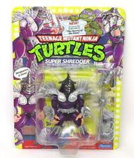 TMNT 1991 SUPER SHREDDER RARE MOC TEENAGE MUTANT NINJA TURTLES