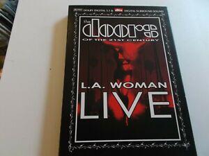 THE DOORS L A WOMAN,DVD 2003