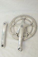 CAMPAGNOLO C-RECORD CRANKSET 1702.5mm CRANKS 8s SPEED SQUARE VINTAGE 53-39t