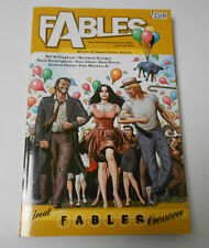 2010 Fables The Great Crossover Nm Bill Willingham Gn Tpb Sc Vertigo