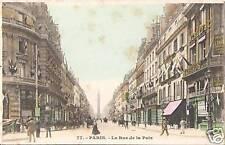 CPA Paris La Rue de la Paix (96365)