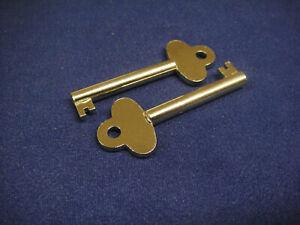 2 x ASRO Replacment Key Wardrobe