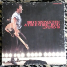 Bruce Springsteen and the E Street Band Live 1975-1985 3Cd Box set [Used Vg]