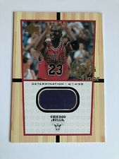 2000 Upper Deck Michael Jordan #FF3 Final Floor Jumbo Card PSA Graded