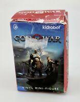 Kidrobot God of War Vinyl Mini Figure Open Box New