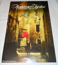 Fighting Jacks~The Dying Art Of Life~Promo Poster~Double Sided~Nm~11x17~2002