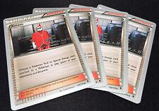 4 x Xerosic 110/119 World Championship Pokemon Cards Mint