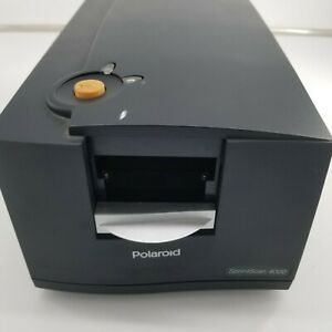Polaroid SprintScan 4000 Scanner - with Cable, No Software or Manual