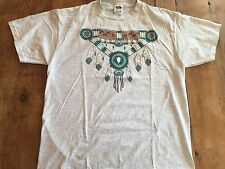 Vtg ARIZONA Dreamcatcher T-SHIRT Large Native American Indian New Mexico