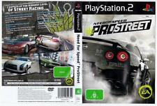 Need For Speed: Pro Street - Playstation 2.  COMPLETE.