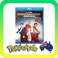 A Very Harold & Kumar Christmas (Blu-ray, 2012)