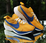 Nike Moon Racer QS Yellow Ochre Men's Size 12 Blue BV7779-700