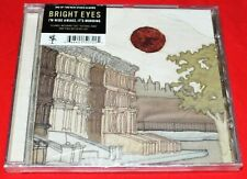 Bright Eyes I'm Wide Awake,It's Morning  CD NEW Lua Old Soul Song Music Song