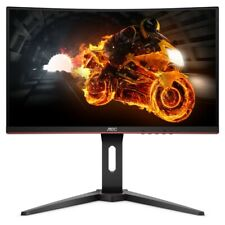 "AOC C27G1 27"" Curved VA LED FHD Height adjustable Gaming monitor Black Brand New"