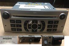 Radio Blaupunkt rd4 n2 mp3 9660647677 peugeot 407 CITROEN c5