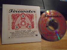 RARE PROMO Firewater CD Ponzi Scheme smplr COP SHOOT COP Jesus Lizard SWANS Mule