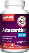 Jarrow Formulas Astaxanthin - 12 mg, 30 Softgels
