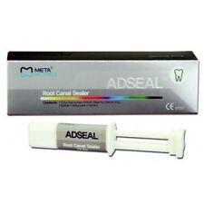 META-BIOMED ADSEAL Resin based root canal sealer dual syringe 13.5 gm  Endo Apex