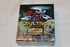 1993 Skybox Star Trek:The Masters Series Sealed