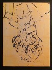 GEORG BASELITZ. 'Devotion' Private view invitation card, 2019