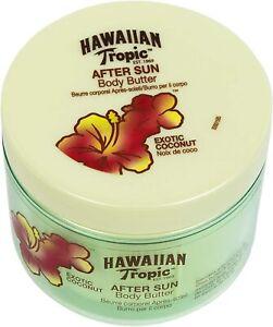 Hawaiian Tropic After Sun Body Butter White, 200 ml