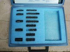 New listing Jergens Metric Keylocking Inserts Repair Kit #25999 (Partial Kit)