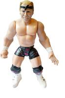 Billy Gunn WWE Wrestling Action Figure Bone Crunching Action BCA 2 Tuff Series 4