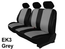 MERCEDES BENZ VITO W638 , W639 UP TO 2014  2+1 ECO LEATHER UNIVERSAL SEAT COVERS