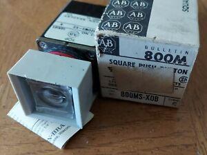 Allen-Bradley 800MS-XOB Series C