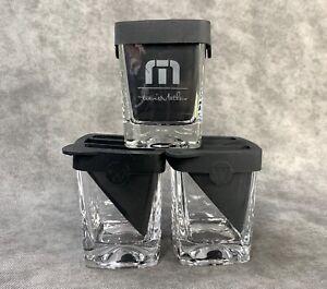 Corkcicle Whiskey Wedge Glass Silicone Ice Cube Mold Travis Mathews Whisky mold