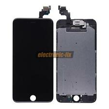 """Black LCD Touch Screen Digitizer Front Camera Frame For iPhone 6 Plus 5.5"""""""