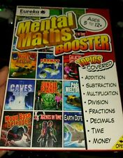 Mental Maths Booster PC GAME - FAST POST *