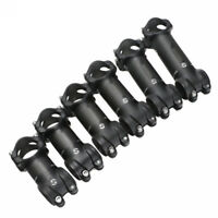 Aluminium Bike Handlebar Stems 6/17 Degree Bicycle Handlebar 70-120*31.8mm