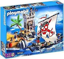 PLAYMOBIL 5919 - Piratenangriff auf die Soldatenbastion Neu/ovp