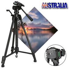 Professional Tripod for Digital Camera DSLR Camcorder Video Tilt Pan Head