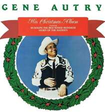 New: GENE AUTRY - His Christmas Album CD (Holiday)