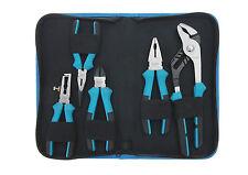 Stahlmayer Pinces Kit 5 Pcs. Outil Véhicules, Multiprise, Latérale Schneider
