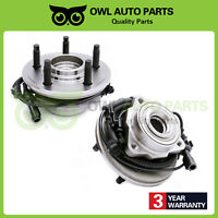 For 06-10 Ford Explorer Mercury Mountaineer 2 Front Wheel Bearing Hub 4.0L 4.6L