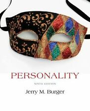 Personality by Jerry M. Burger (2014, Hardcover)  NEW