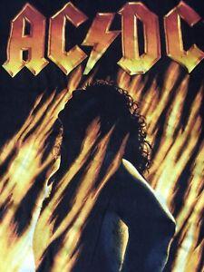 AC/DC Vintage Bonfire T-Shirt