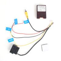 CVBS RGB Signal Converter Adaptor for VW RNS315 RNS510 RCD510 OEM Reverse Camera