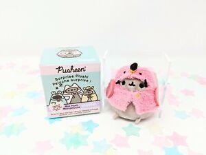 """GUND Pusheen Series 14 Blind Box Plush """"Warm and Cozy!"""" - Pink Flamingo"""
