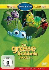 Das große Krabbeln  (Special Collection) [Deluxe Edition]... | DVD | Zustand gut
